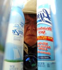 Many fragrances contain volatile organic compounds.