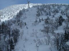 Hakkoda Mar 2000 (meguropolitan) Tags: japan snowboarding aomori hakkoda