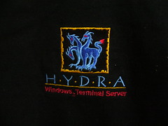 Windows Terminal Server's T shirt