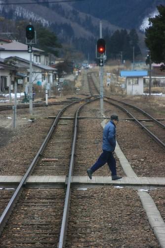 Hanawa-line train 10