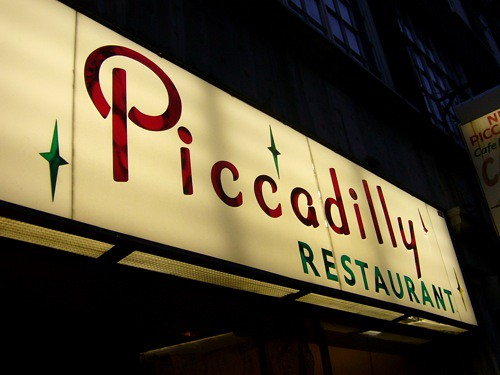 New Piccadilly Restaurant