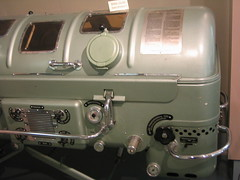 Iron Lung E52 (1955) - by we-make-money-not-art