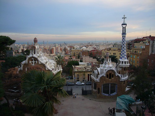 Atracciones turísticas Antonio Gaudí