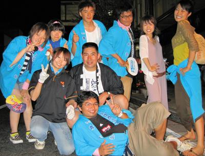 ueda wasshoi for gakuendayori