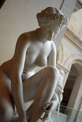 La Toilette d'Atalante (The Adventures of Kristin & Adam) Tags: woman paris france louvre statues nudewoman nakedwoman sculptures parisfrance louvremuseum nudesculptures humansculptures