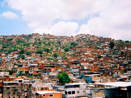 Barrios de Caracas