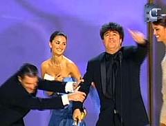 Pedro en los Oscar 2000