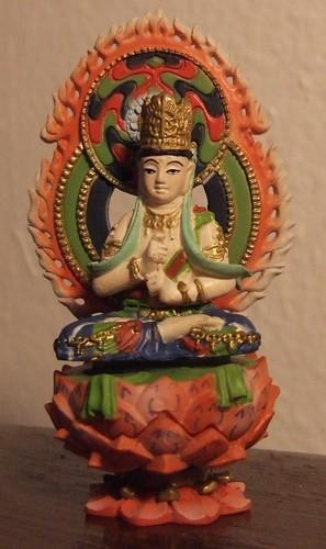 Dainichi Nyorai Toy