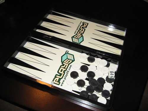 Play 65 Backgammon Set