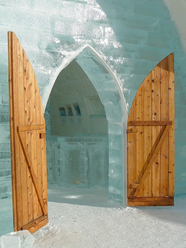 Welcome to the Ice Hotel