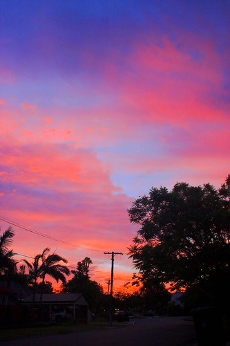 Agincourt Sunset