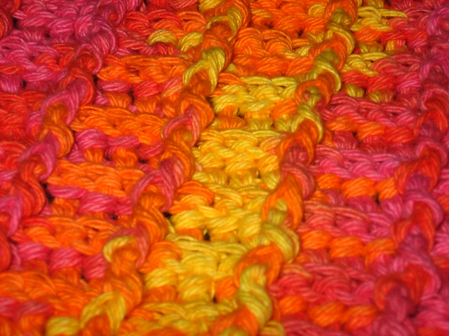 Crochet Waffle Stitch Part 2 - YouTube - YouTube - Broadcast