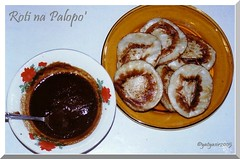 Roti dan palopo'