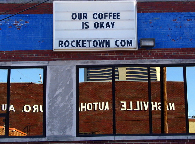 Our Coffee is Okay