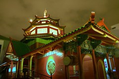 Masjid Cheng Hoo (Farl) Tags: nightphotography travel colors night indonesia java muslim mosque tradition jawa masjid surabaya eastjava jawatimur chenghoo masjidchenghoo masjidmuhammadchenghoo