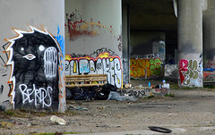 Berds, Remio (funkandjazz) Tags: sanfrancisco california graffiti characters jaut vts remio jautcares berds