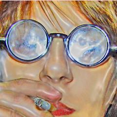 incredible smoking plastic self - by goldsardine