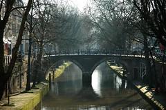 Canal Utrecht - by MNijland