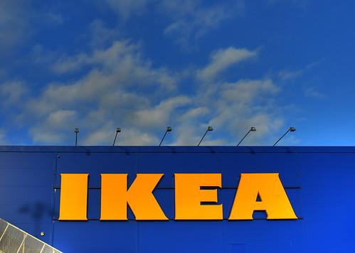 HDR IKEA Logo