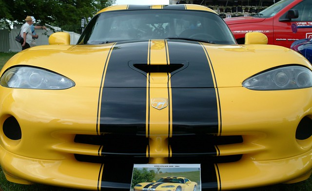2005 festival speed dodge viper goodwood