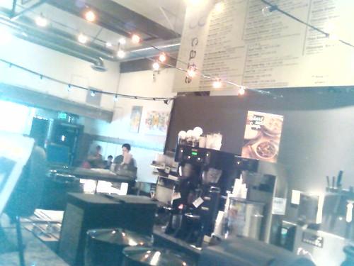 Lost Souls Cafe in Downtown LA