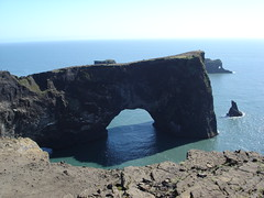 Oceanic arch (little_frank) Tags: world ocean above trip travel bridge blue sea wild vacation sky panorama cliff green nature water beautiful rock vertical skyline spectacular wonder landscape island coast photo iceland islandia amazing fantastic scenery perfect rocks europe heaven paradise arch view place natural top border north azure sunny cliffs atlantic special naturalbridge erosion fantasy porthole coastline wilderness northern pure volcanic viaggio impressive vacanza vacanze islande waterscape marvellous breathless islanda dyrhlaey unature dirholaey sland hey lgey betterthangood goldstaraward absolutelystunningscapes