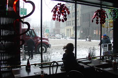 New York in the snow #10