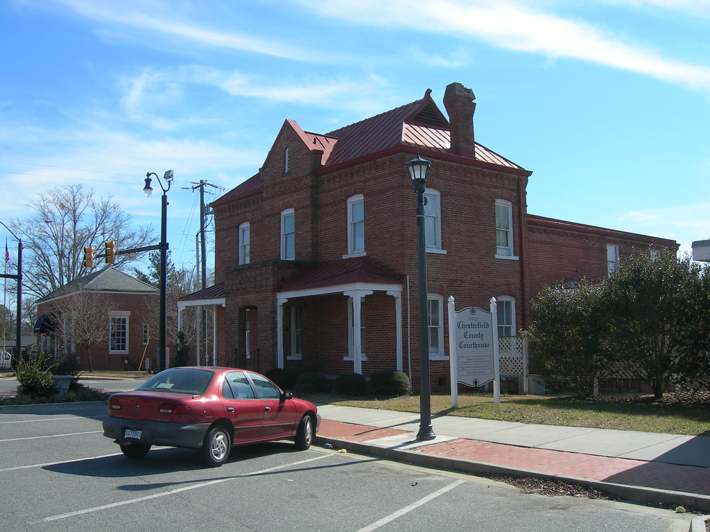 Chesterfield County Court House Annex