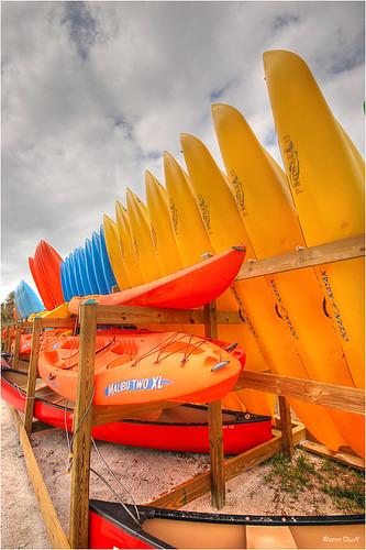 FT DeSoto kayaks