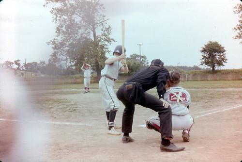 Gary Pitching 1963