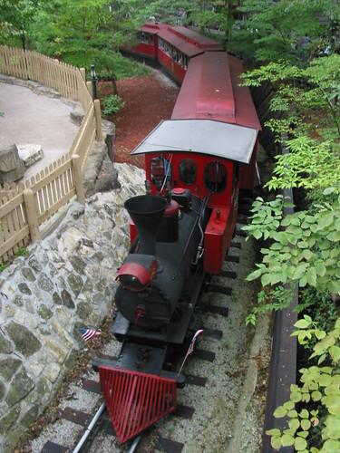 Train at Silver Dollar City