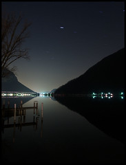 nightswimming (David/. PRO) Tags: mirror switzerland ticino searchthebest jetty zd lagodilugano ceresio blueribbonwinner 1122mm abigfave impressedbeauty mendrisioto wwwsnowhengenet
