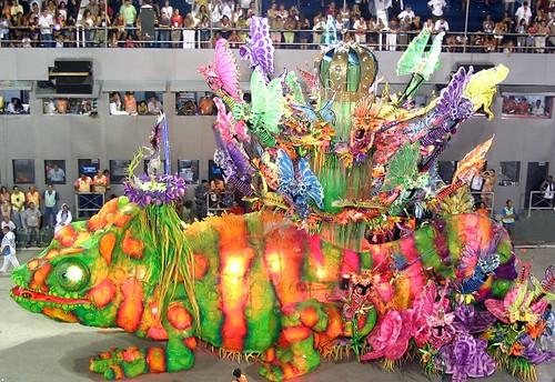 carnival in rio de janeiro. Vila Isabel. Carnaval