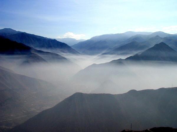 La Cordillera de los Andes puede desaparecer