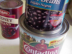 chili day: beans