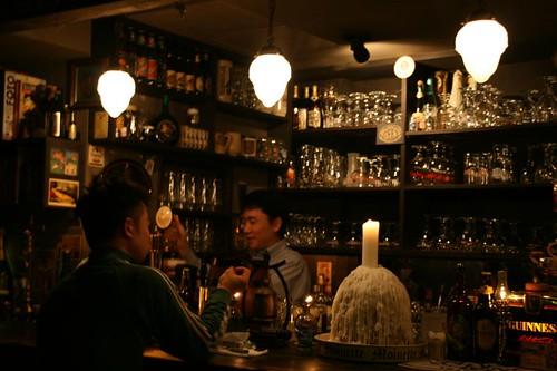 Frigo, Beer Pub, Shinjuku, Tokyo