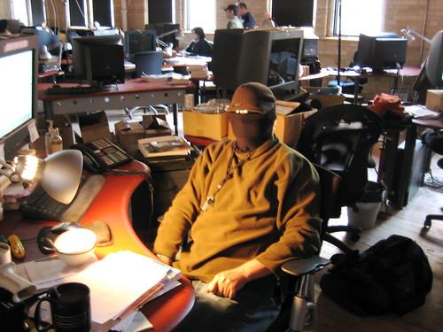 19 02 07 - Office Ninja