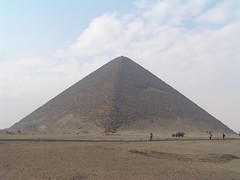 The Red Pyramid (Aaron A. Aardvark) Tags: egypt dahshur redpyramid snefru