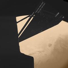 Rosetta images Mars (ESA CIVA_Mars_30_H)