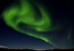 Dancing in the sky (unneva) Tags: iceland nightshot northernlights auroraborealis