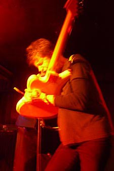 Nels Cline, Cafe du Nord, February 26, 2007