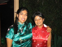 Me and Dilani (Princess_Fi) Tags: chinesenewyear housewarming