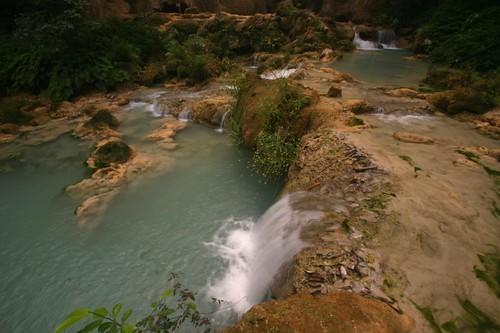 Khouang Xi Waterfalls...Laos