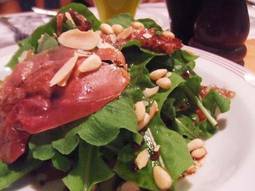 Bianca's - Ruccola Salad Carissa