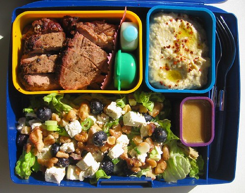 Moroccan lamb lunch お弁当