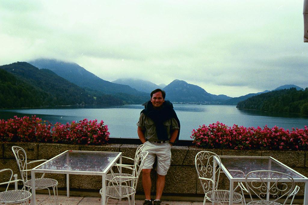 Lake Fuschl, Salzburg, AUSTRIA