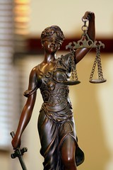 Lady justice by FrogMiller