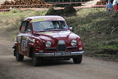 IMG_0516 (Chris Ibbotson) Tags: robin sport canon rally stages hood saab 96 30d