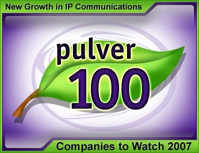 pulver100 in 2007 logo