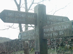Which way now....? (eamoncurry123) Tags: high district derbyshire peakdistrict peak trail pennine bridleway highpeaktrail penninebridleway midshiresway midshires whichwaynow